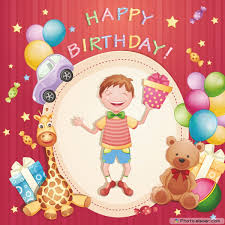 free u0026 unique happy birthday cards with many elements u2022 elsoar