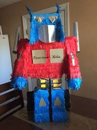 optimus prime pinata combo piñata minnie number 1 one letters gold baby kids in