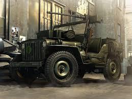 ww2 jeep jeep willys mb u0027 by mhd rasyid ridha scenes 3dtotal com