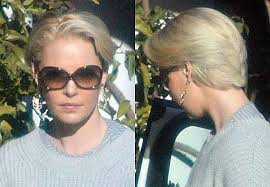 katherine heigl hairstyle gallery katherine heigl debuts a short new hairstyle haircuts bobs and