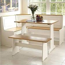 Leather Benches For Sale Dining Table Dining Corner Nook Wood Table 5 Piece Set Benches