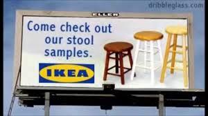 Ikea Outdoor Ad Funny Billboards Youtube