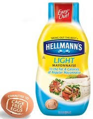hellmans light mayo nutrition hellmann s light mayonnaise squeeze bottle 430ml amazon in