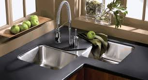 sink farmhouse sink with faucet holes delightful apron sinks