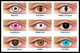 halloween inspired contacts health risk lakeline vision source