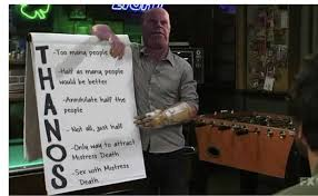 The Meaning Of Meme - the meaning of thanos baklol me