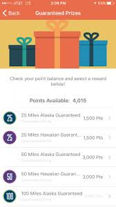Alaska travel rewards images Is the frequent flyer app worth an install to earn miles png