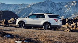 2017 ford explorer review u0026 ratings edmunds