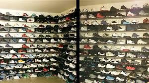 colin kaepernick u0027s crazy sneaker collection youtube