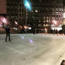 community ice skating at kendall square home facebook