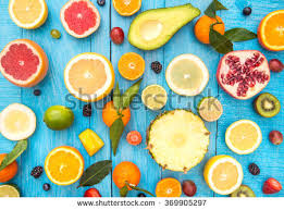 About Decoration Mixed Festive Colorful Tropical Citrus Fruit Stock Photo 339995408