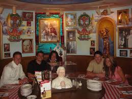 Buca Di Beppo Pope Table by The Brosie U0027s Dinner And Games