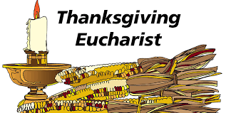 thanksgiving morning eucharist at ellsworth chapel
