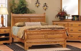Oak Bed Set Awesome Oak Bedroom Set Gallery Mywhataburlyweek