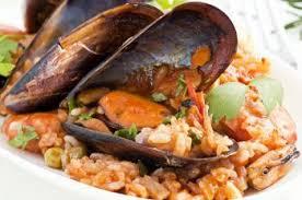 paella andalouse recettes de cuisine espagnole