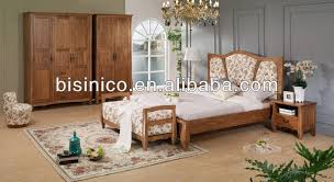 Romantic Bedroom Sets by English Country Romantic Style Bedroom Furniture Set Natural Queen