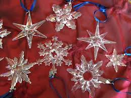 buy past or retired annual swarovski snowflake ornaments