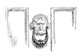 face jacob marley appears scrooge u0027s door knocker