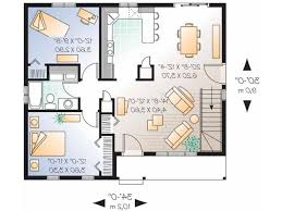 Two Bedroom Homes Simple Home Plans 2 Bedrooms Shoise Com
