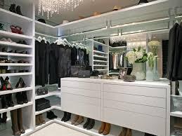 Shelf With Clothes Rod Closet Drawer Organizers Hgtv