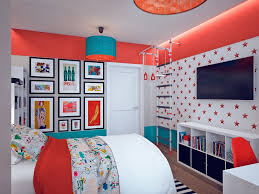 Different Home Design Themes by Designs By Style Unique Pink And Blue Bedroom Color Theme This