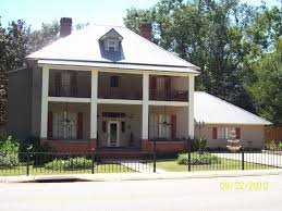 Louisiana House Oction House History U0026 Tourism Town Of Pollock Louisiana