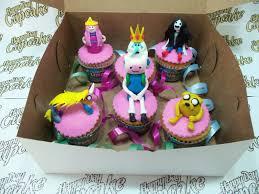 cupcake hora de aventura muñecos en 3d comestibles
