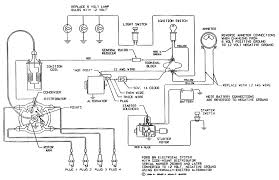 electrical schematic for 12 v ford tractor 8n search 8n