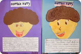 horrible harry freebie step into 2nd grade