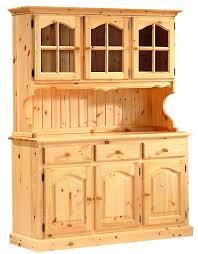 meuble cuisine vaisselier buffet cuisine en bois bahut vaisselier meuble cuisine bois brut