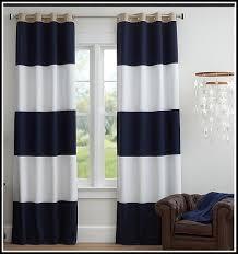 Tan And White Horizontal Striped Curtains Black And White Horizontal Stripe Curtain Panels Latest Aerwo