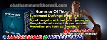 jual hammer of thor asli di samarinda 082327951105 obat kuat