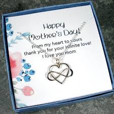 mothers day jewelry sale sale s day necklace gift with sweet card for