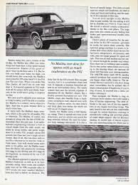vintage review 1978 chevrolet malibu classic u2013 car and driver