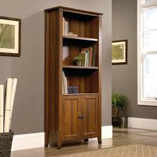 Sauder Harbor Bookcase Sauder Bookcase Sauder Harbor View Bookcase With Doors Sauder 2