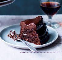 rachel allen chocolate meringue cake rte food big cakes