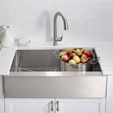 Single Kitchen Sinks by Kohler Strive 35 5