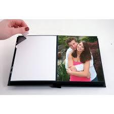 5x7 photo album neil vertical self stick photo album 5x7 holds 20 photos