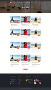 boosted gym fitness u0026 yoga psd template by abctechweb themeforest