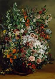 vintage bouquet vintage bouquet of flowers in a vase c 1862 painting by savage