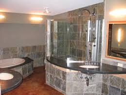 slate tile bathroom designs brilliant bathroom slate tile ideas also home interior design