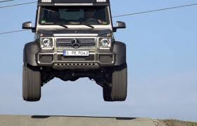 mercedes benz 6x6 the mercedes benz g 63 amg goes