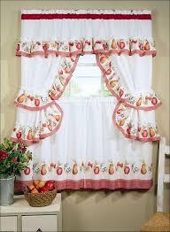 Sunflower Curtains Kitchen by Kitchen Kitchen Window Treatments Kitchen Valances Sunflower