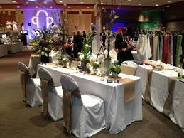 Wedding Table Set Up Rustic Natural Burlap And White Wedding Table Set Up Devoted