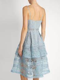 mr self portrait dress sale self portrait paisley lace midi dress