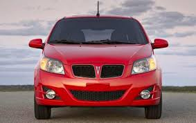 2009 pontiac g3 information and photos zombiedrive