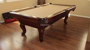 Pool Table Disassembly by Valencia Pool Tables Sale Services Repair Movers Set Up