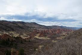 red rock hiking trails near denver colorado