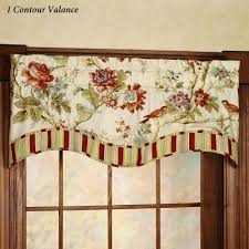 French Country Curtains Waverly by Waverly Kitchen Curtains Cool And Valance Concept Targovci Com