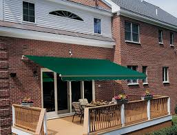How To Clean A Sunsetter Awning Retractable Awnings Early Times